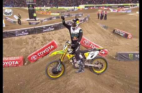 Supercross Rewind: 450 Main Event – Toronto 2014
