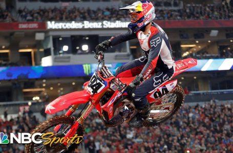 Ken Roczen's incredible start to 2020 in Supercross return