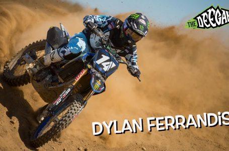 DANGERBOY DEEGAN RIDES WITH DYLAN FERRANDIS!!!