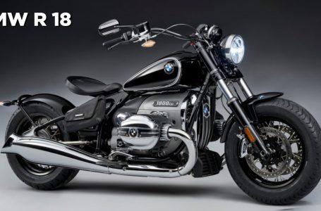 New 2020 BMW R18 – Revealed