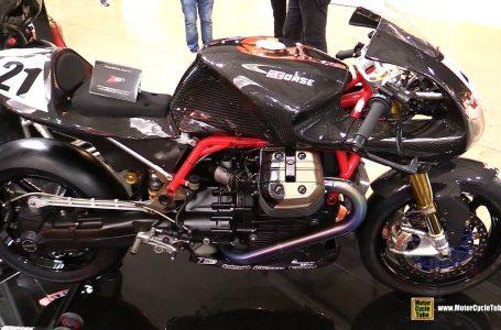 2019 Moto Guzzi V7 III with Zard Exhaust