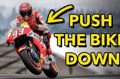 10 Things MotoGP Racers do to go FASTER