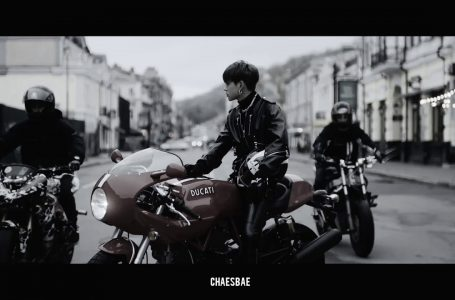 Luqi / Lucas & Yuqi Señorita *motorcycle ver*