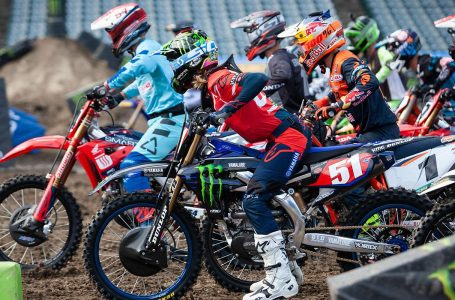 AMA Supercross Salt Lake City 2020 / 2º