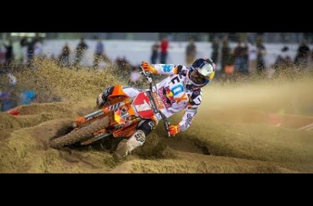 Motocross – Supercross / Momentos / 3º