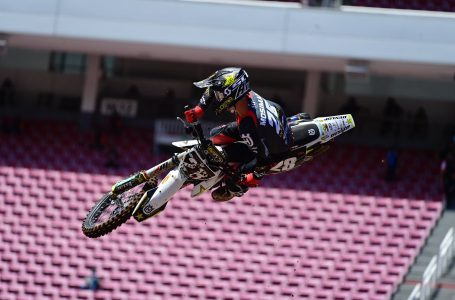 Videos Supercross Round 17 Salt Lake City