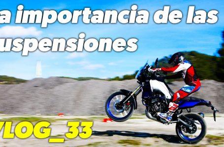 La importancia de las suspensiones – VLOG_33 / Isaac Feliu