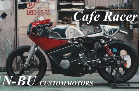 Full Version】Caferacers by AN-BU Custommotors / 走りのカフェレーサードキュメンタリー