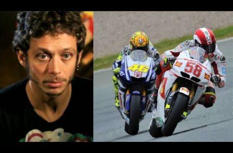 Valentino Rossi parla di Marco Simoncelli e dell'incidente di Sepang