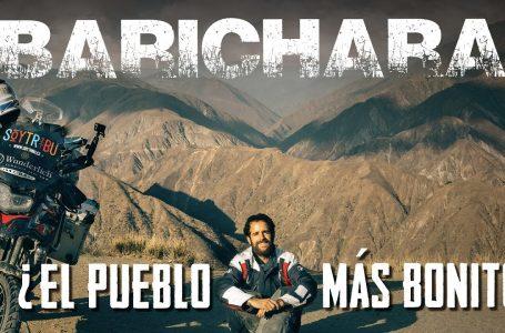 En MOTO a BARICHARA 🇨🇴 ¿El pueblo MÁS BONITO de COLOMBIA?    Episodio 94 – Vuelta al Mundo en Moto / Soy Tribu