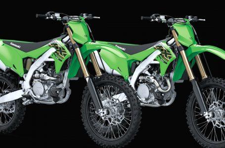 2021 Kawasaki KX250/ Kawasaki KX450