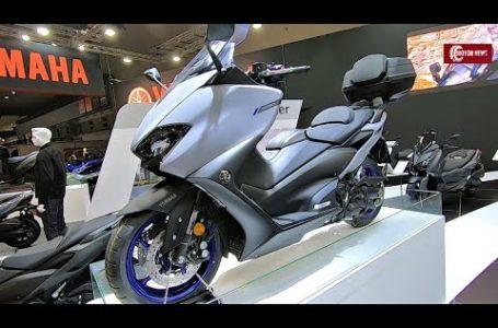 2020 Yamaha Scooters