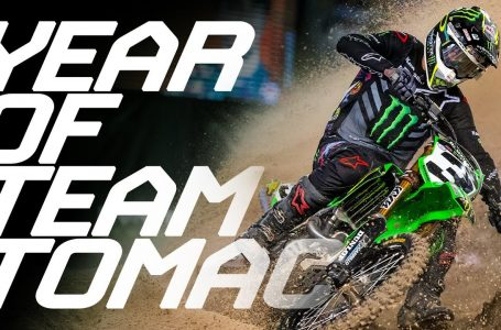 Eli Tomac | Supercross Champion 2020 | 'Year of Team Tomac' | HD