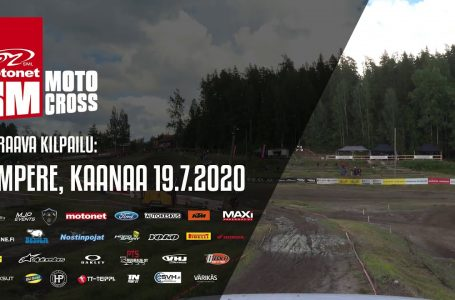 Motocross Karkkila 12.7.2020 / Live