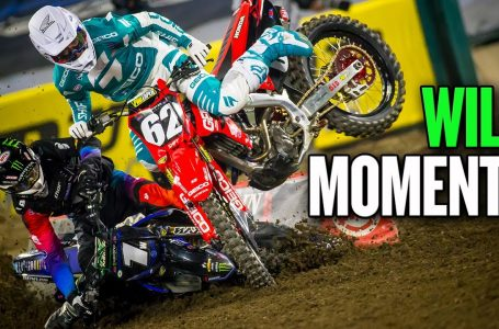The Wildest Supercross Moments of 2020!