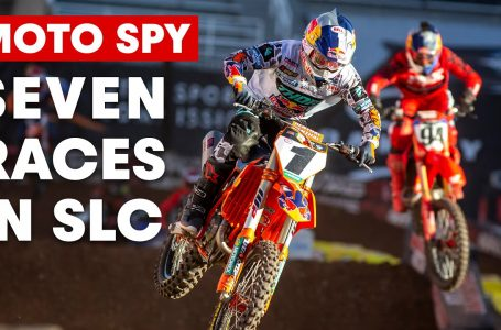 2020 SX Champs Decided in Salt Lake City | Moto Spy Supercross S4E7