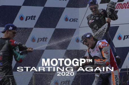 MotoGP™ Starting Again 2020