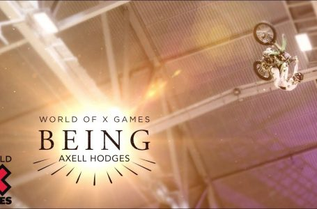 Axell Hodges: BEING | World of X Games