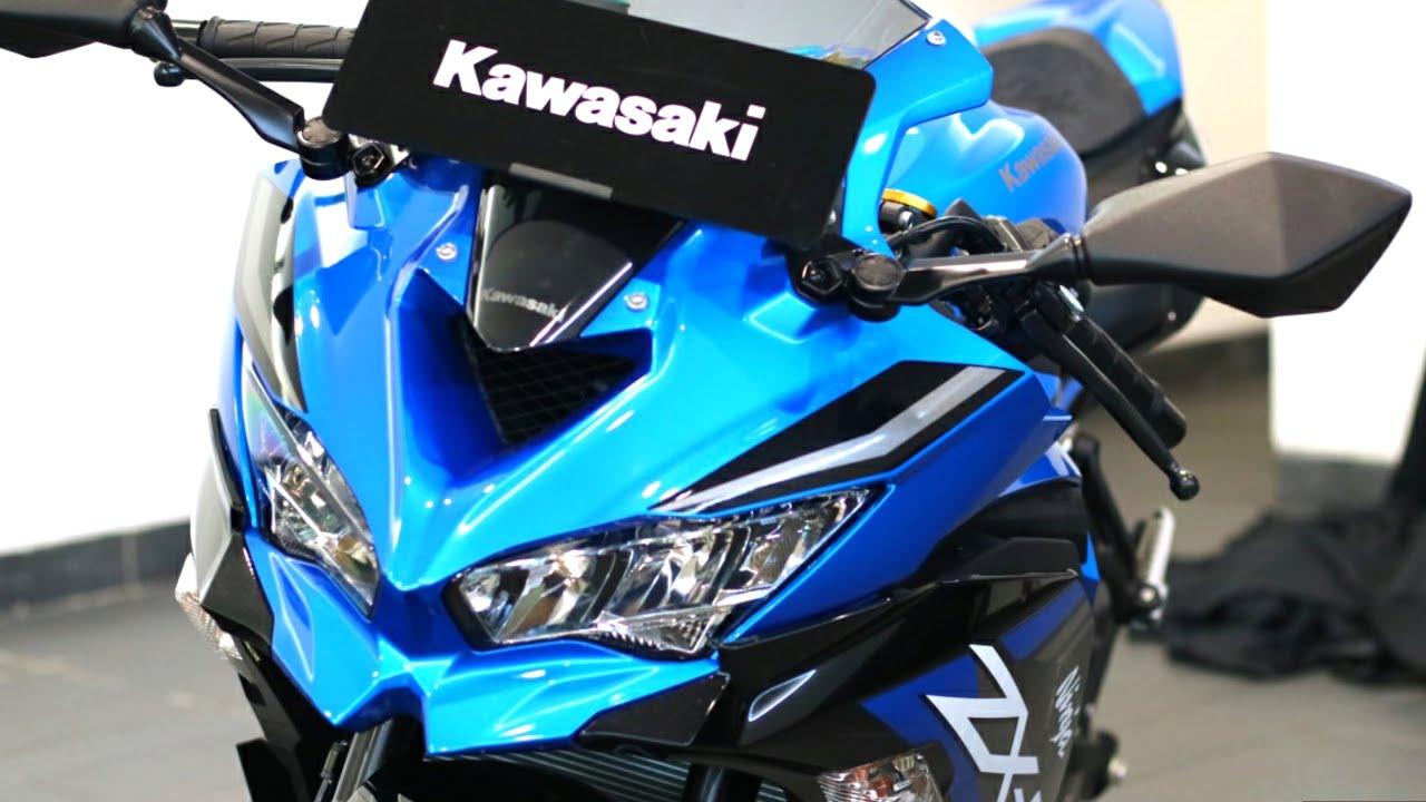 New 2021 Kawasaki Zx-25R 250cc Inline-4 Announced Release