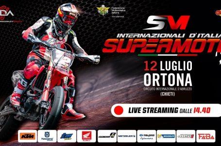 INTERNAZIONALI D'ITALIA SUPERMOTO 2020 ORTONA  / 12 / 7 2020