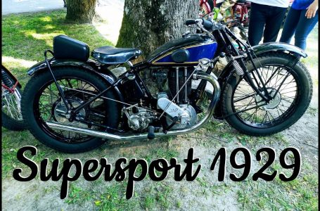 Historic Racing Motorcycles : Terrot 500 OHV JAP racing