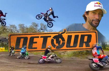Ever Had This Much Fun? Travis Pastrana & 2 Stroke Week   Detour / Nitro Circus