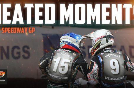 HEATED Speedway GP Moments! 😡   Part 1   FIM Speedway Grand Prix