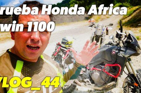 Prueba Honda Africa Twin 1100 – VLOG_44 / Isaac Feliu