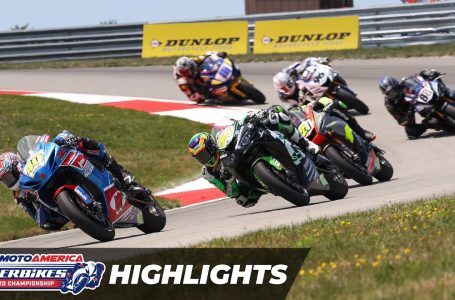 Supersport Race 1 Highlights at Pittsburgh 2020
