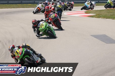 Liqui Moly Junior Cup Race 2 Highlights At Pittsburgh 2020