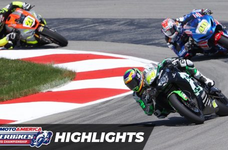 Supersport Race 2 Highlights At Pittsburgh 2020