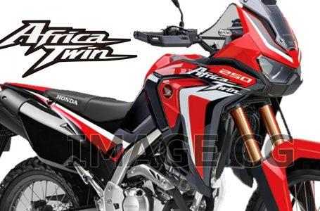 New 2021 Honda CRF250L Africa Twin Adventure Sport