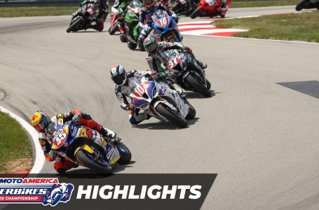 Stock 1000 Race 1 Highlights At Pittsburgh 2020