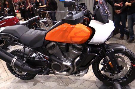 2021 Harley Davidson Pan Ameraca 1250 – Walkaround – 2020 Toronto Motorcycle Show