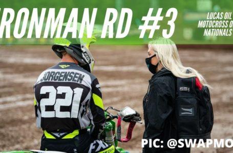 Mathias Jørgensen – Lucas Pro Motocross Championship – IRONMAN – VLOG 3