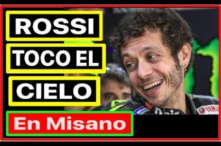 Rossi perdio el Podio de Misano en la Ultima Vuelta – MOTOGEPEANDO