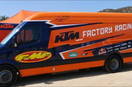 INSIDE FACTORY KTM SPRINTER VAN… YOU WON'T BELIEVE HOW MUCH IT COST!!!