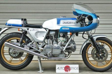 1981 DUCATI 900Super sport