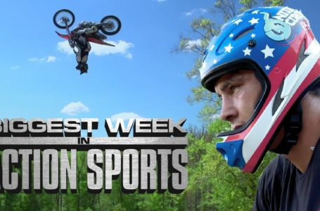 The Biggest Week in Action Sports: FMX Triple Backflip & BMX Quad Backflip – Nitro Circus