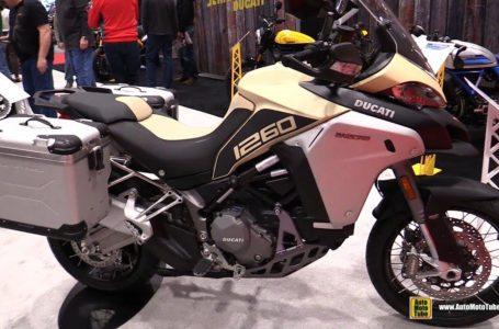 2020 Ducati Multistrada 1260 Enduro – Walkaround – 2020 Toronto Motorcycle Show
