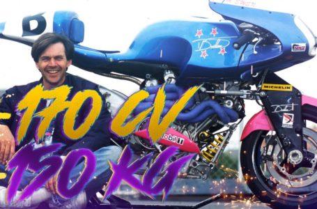 John Britten – La mente detrás de la motocicleta más avanzada en los 90