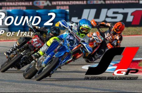 S1GP 2020 – ROUND 2 | GP of Italy, Ortona – 26 min Magazine – Supermoto