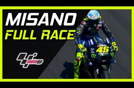 MotoGP Misano 2020 Full Race GP San Marino