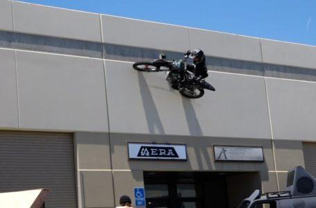 Motocross Skills & Crazy Jumps