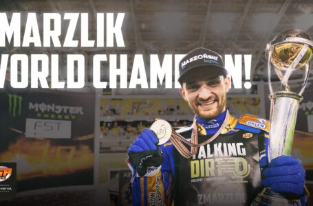 ZMARZLIK COMPLETES WORLD TITLE DOUBLE! | FIM Speedway Grand Prix