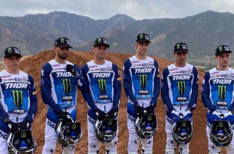 Presentación Team Star Racing Yamaha