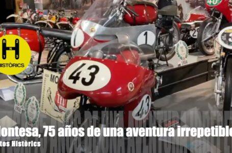 Montesa 75 años de una aventura irrepetible | Museo Moto Bassella