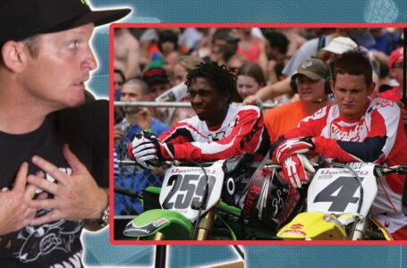 «I liked winning, but I hated racing!» – Ricky Carmichael and Chad Reed explain racing James Stewart