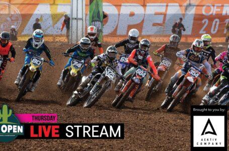 Live – 2020 AZ Open of Motocross   Thursday
