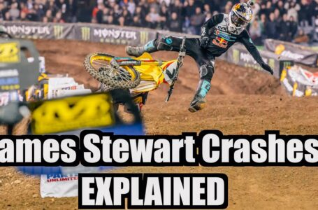 James Stewart Crashes || EXPLAINED – Aj Catanzaro